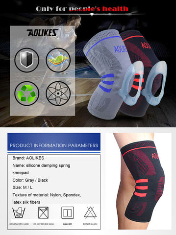 Brand Sports Knee Pads Knee pad Knee Support