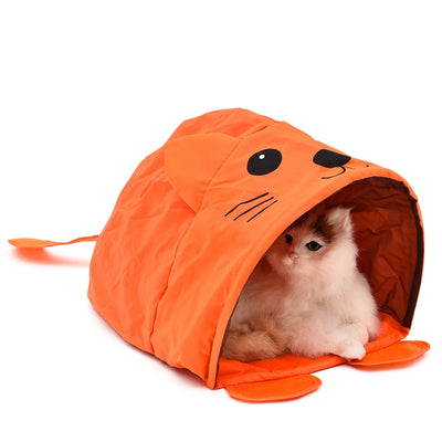 Cat Tent With Sound Cat Toys  Pet Sleeping Bed
