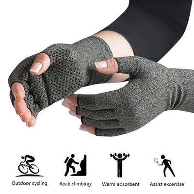 NEW Hands Arthritis Gloves Therapeutic Compression  Circulation Grip