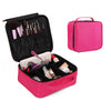 Cosmetic Bag High Quality Travel Cosmetic Organizer Zipper Portable Makeup Bag