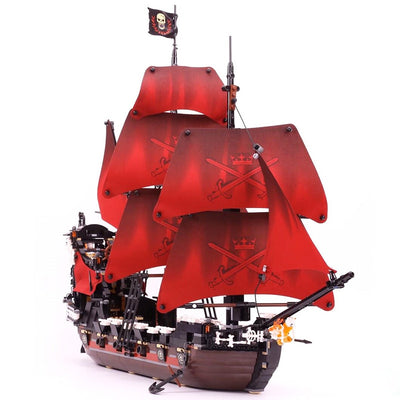 Lepin pirates of the caribbean Lepin 16009 16006 ship Building