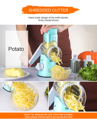 Manual Vegetable Cutter Slicer Kitchen Accessories