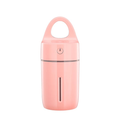 New Ultrasonic Humidifier Colorful Led Light Essential Oil Aroma Diffuser Purifier