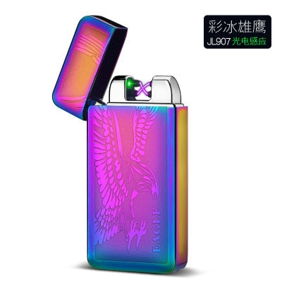 Green Laser Electric Plasma Lighters