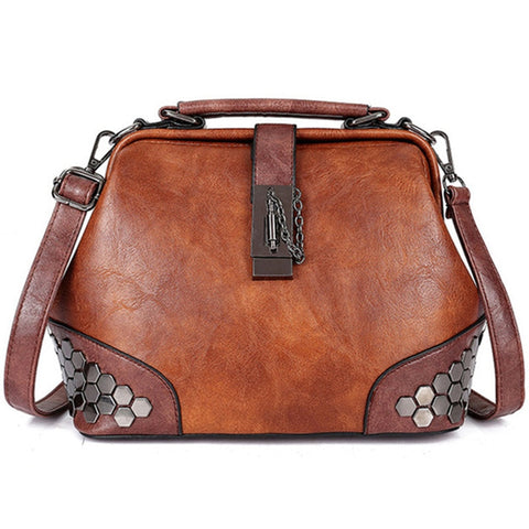 Women Handbag Leather Female Cross body Handbag