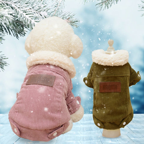 Dog Jacket Dog Clothes for Small Dogs
