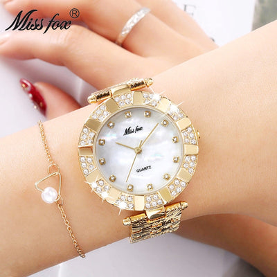 Women Watches Luxury Brand Fashion  Ladies Watch Diamond  Wrist Watches For Women