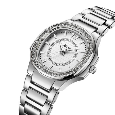 Women Watches Geneva Designer Ladies Watch Luxury Brand Diamond Quartz