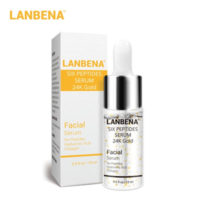 LANBENA Hyaluronic Acid Serum Snail Essence Face Cream
