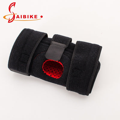 1pcs Adjustable Training Sports Knee Pad Firm Fastening Tape