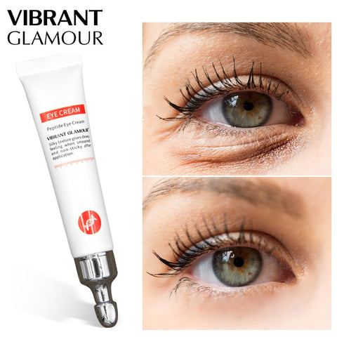 VIBRANT GLAMOUR  Eye cream Peptide Collagen Anti-Wrinkle anti-aging Remover