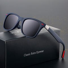 Fashion Mirror, Anti-Reflective Sunglasses Men and Women