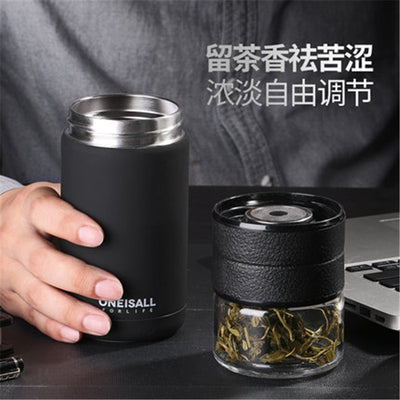 600ml Thermos Bottle Stainless Steel Thermo Water Bottles