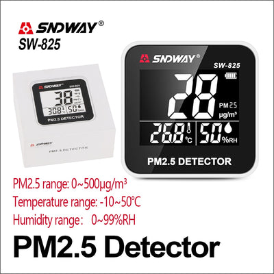 Gas Analyzers gas detector PM 2.5 W Nature hike Outdoor