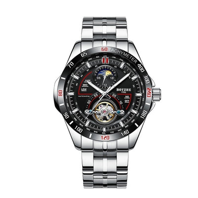 Mens Automatic Mechanical Top Brand Sports Watches