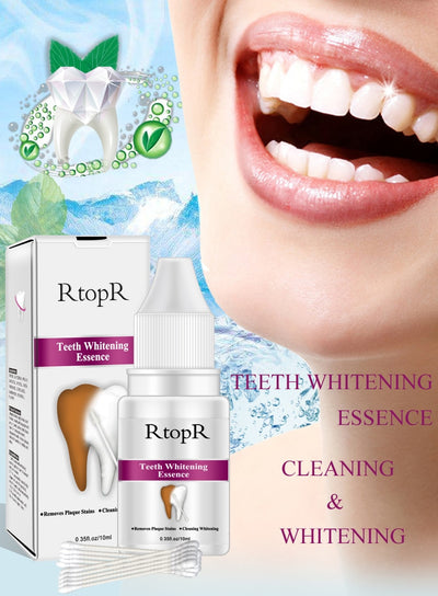 Teeth Oral Hygiene Essence Whitening Essence Daily Use Effective Remove Plaque Stains