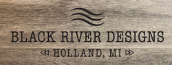 Black River Designs Leather Goods Logo