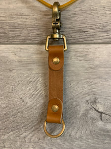 Scissor Clasp Key Holder