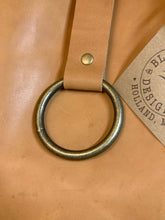 Load image into Gallery viewer, Latigo Leather Ring Tote with Horween Straps
