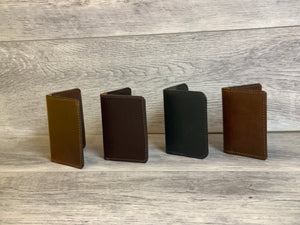 Jasper Chrome Wallet/Card Case