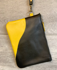 Wave Two Tone Clutch