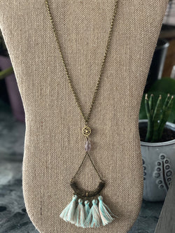 Breezy Necklace