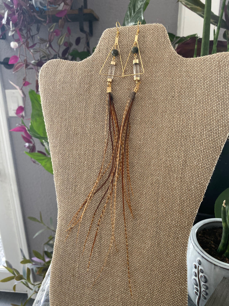Modern Boho Earrings