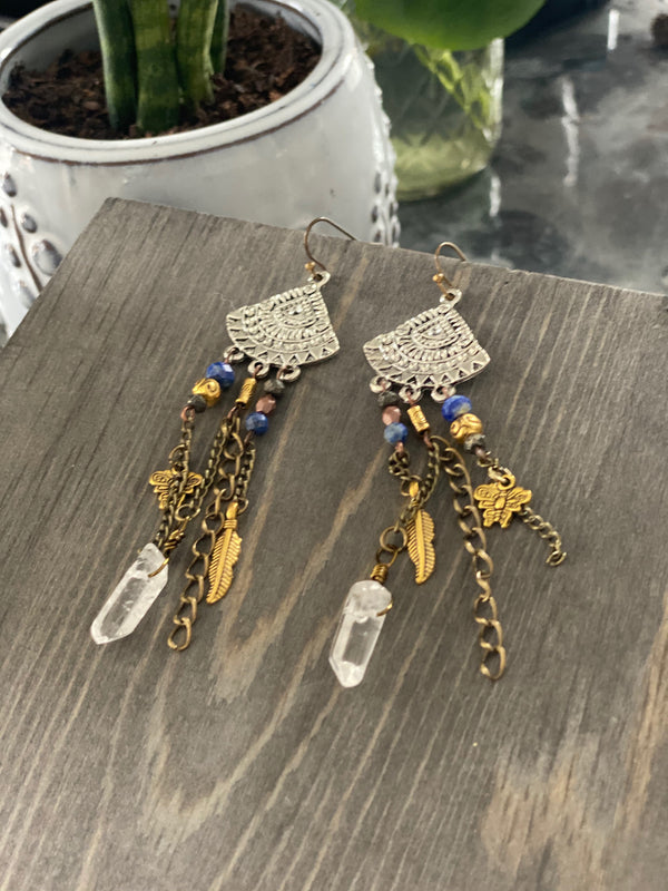 Whimsical Earrings