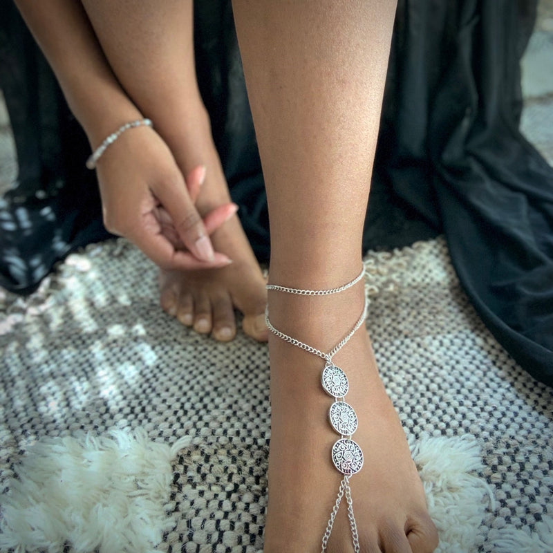 About My Coin Anklet,Anklet - 12th Summer