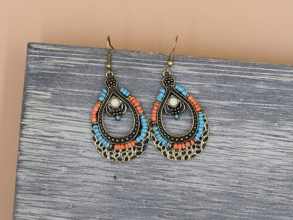 Been Around the World Earrings,Earrings - 12th Summer