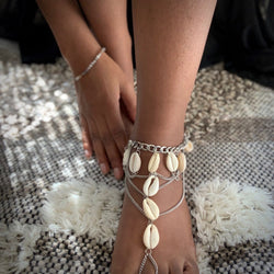 Coming out of my Shell Anklet,Anklet - 12th Summer