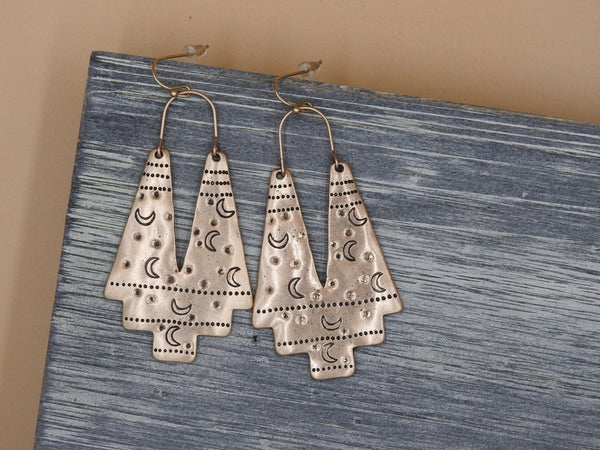 Gimmie Shelter Earrings,Earrings - 12th Summer