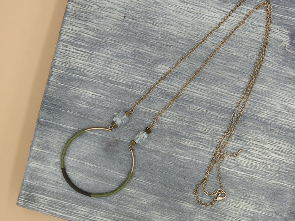 Issa Full Moon Necklace,Necklace - 12th Summer