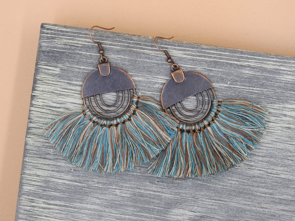 Swept Away Earrings,Earrings - 12th Summer