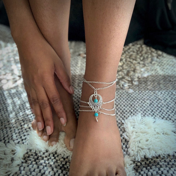 Temple of Doom Anklet,Anklet - 12th Summer