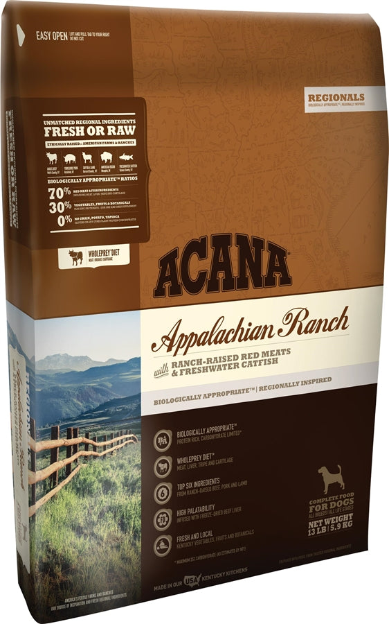 Acana Regionals Appalachian Ranch for Dogs