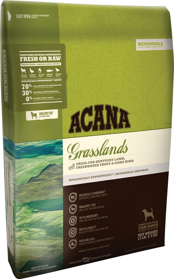 Acana Regionals Grasslands for Dogs