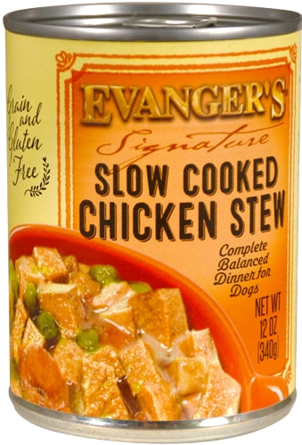 Evanger's Signature Slow Cooked Chicken Stew for Dogs - 12 oz.