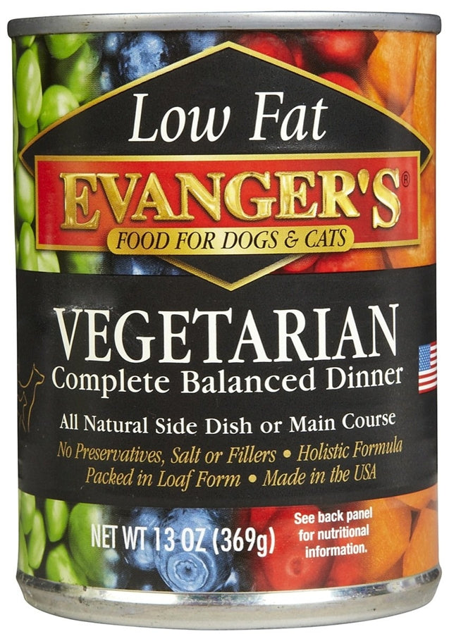 Evanger's Super Premium Vegetarian Dinner - 13 oz.