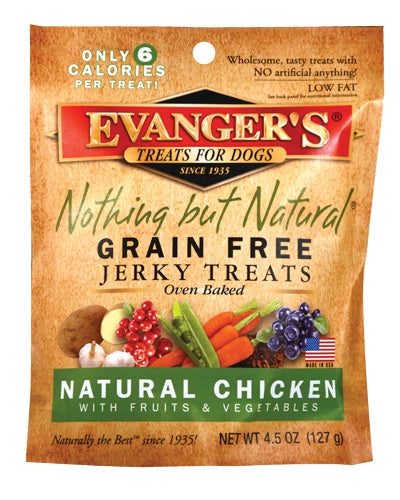 Evanger's Nothing But Natural Organic Chicken with Fruits & Vegetables