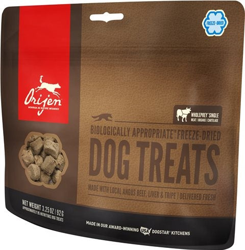Orijen Angus Beef Freeze Dried Dog Treat