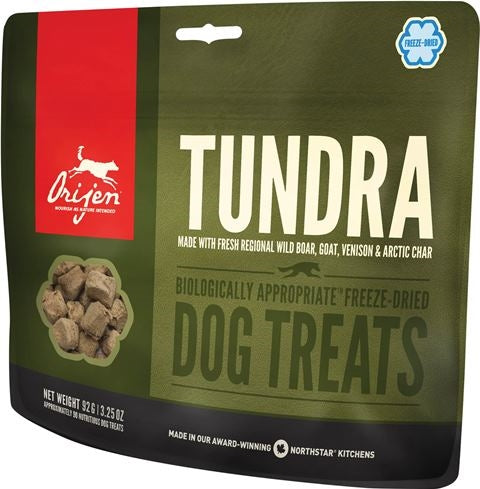 Orijen Tundra Freeze Dried Dog Treat