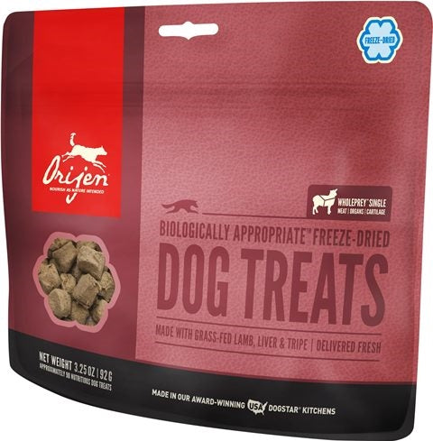 Orijen Grass-Fed Lamb Freeze Dried Dog Treat