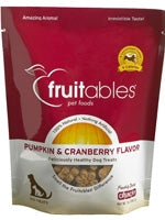 Fruitables  Pumpkin & Cranberry - 7 oz.