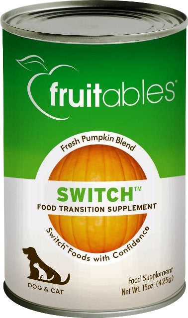 Fruitables Switch Pet Food Transition Supplement