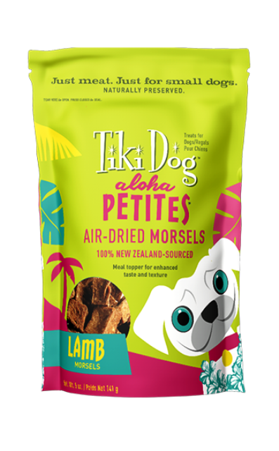 Tiki Dog Aloha Petites Lamb Morsels - 5 oz.