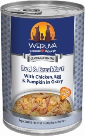Weruva Bed & Breakfast for Dogs - 14 oz.