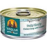 Weruva Funky Chunky for Dogs - 5.5 oz.