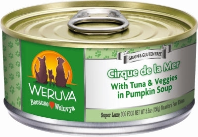Weruva Cirque de la Mer for Dogs - 5.5 oz.