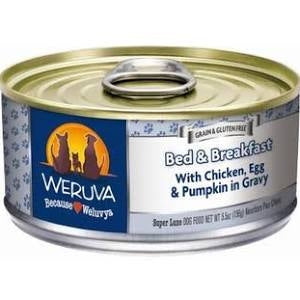 Weruva Bed & Breakfast for Dogs - 5.5 oz.